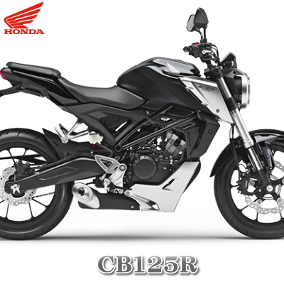 CB125Rブラック