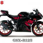 gsx-r125ブラック
