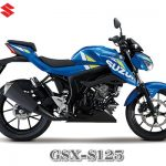 gsx-s125ブルー