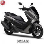 NMAX125グレー