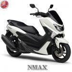 NMAX125ホワイト